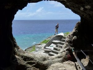 A cave at Mutalau