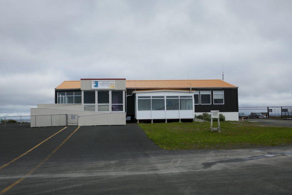 Chatham Island airport